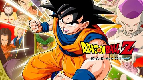 dragon ball z kakarot ps4 fisico, nuevo y sellado