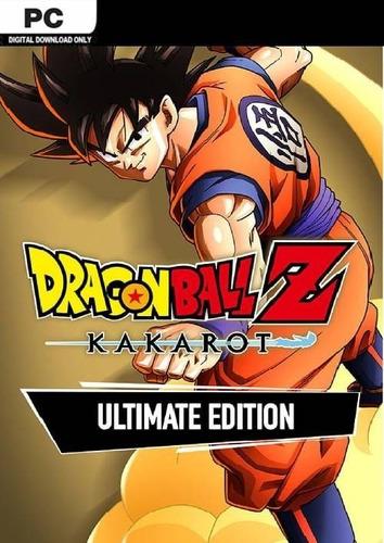 dragon ball z kakarot ultimate edition pc + promo 3x2