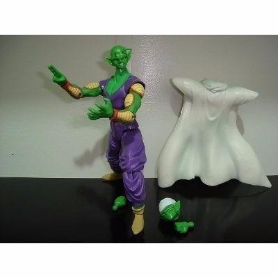 dragon ball z picollo sayajim supremo boneco articulado