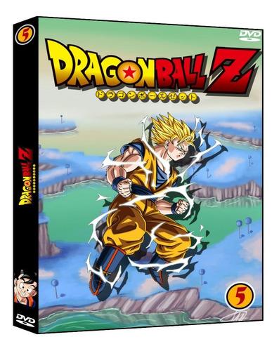 dragon ball z [serie completa] [20 dvds]