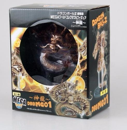 dragon ball z shen long golden edicion limitada