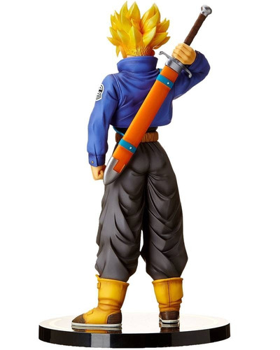 dragon ball z super saiyan trunks - figuartszero ex