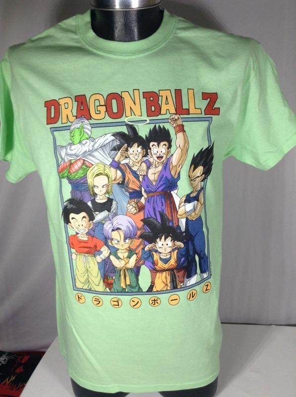 Dragon Ball Z Team Jugarera Original Hottopic