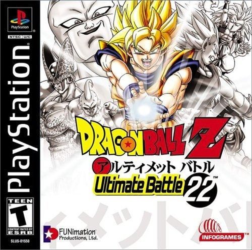 dragon ball z ultimate battle 22 playstation