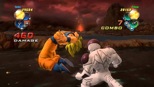 dragon ball z ultimate tenkaichi ps3 nuevo