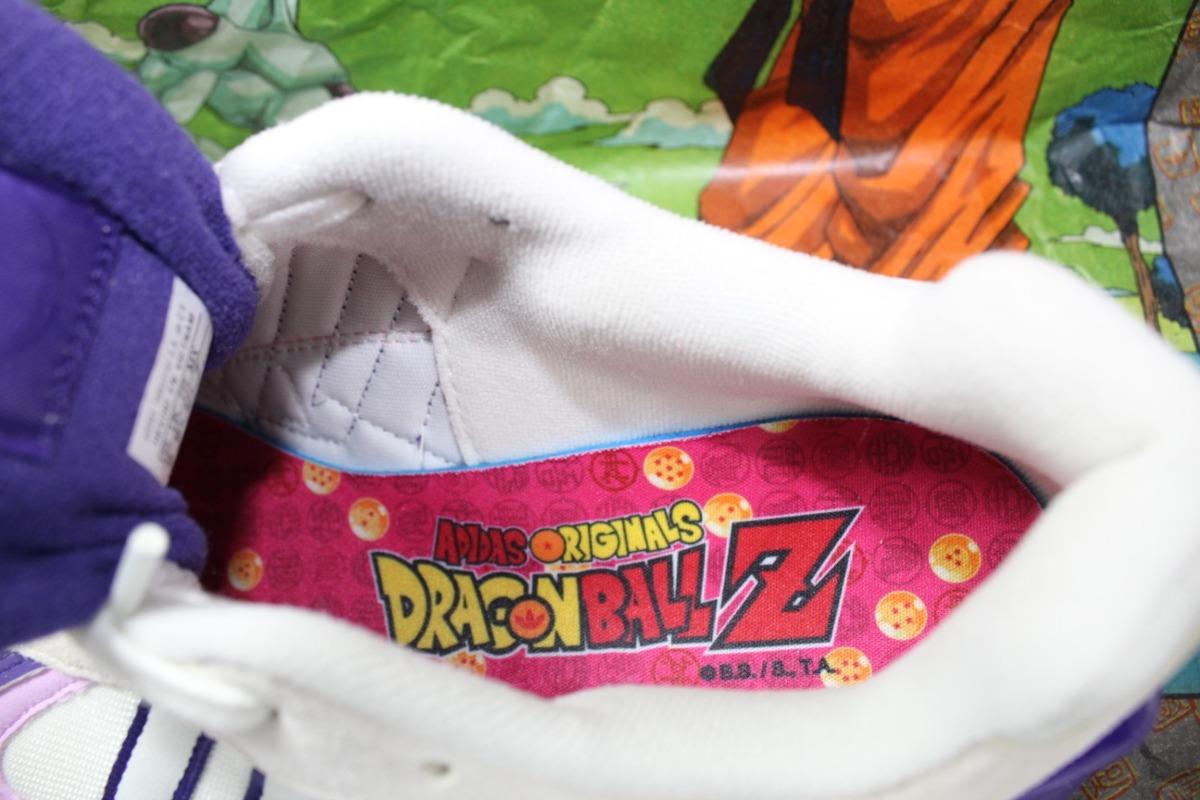 official photos e4abe 68692 dragon ball z x adidas yung-1 frieza. Cargando zoom.