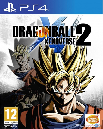 dragon ball z xenoverse 2 ps4 original + garantía + español