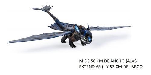 dragon chimuelo toothles original