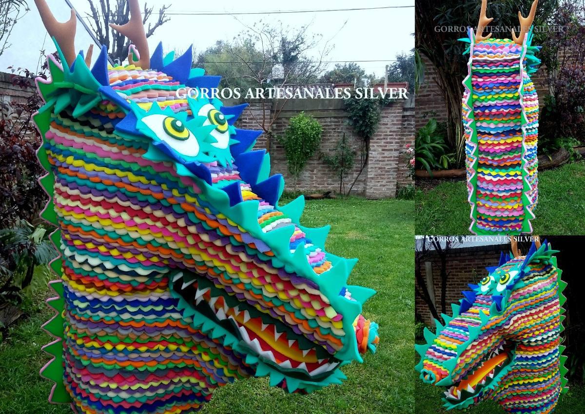 Dragon Chino Mascaras en Mercado Libre Argentina
