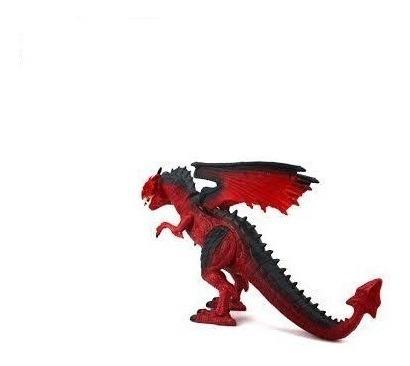 dragón con luz y sonido dinosaur planet original