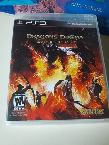 dragon dogma dark arisen ps3 envio gratis