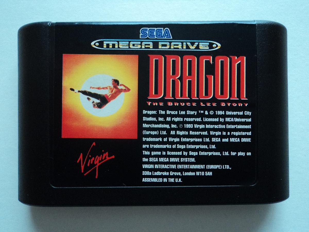 Dragon La Historia De Bruce Lee
