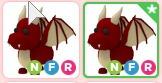 dragon nfr adopt me roblox