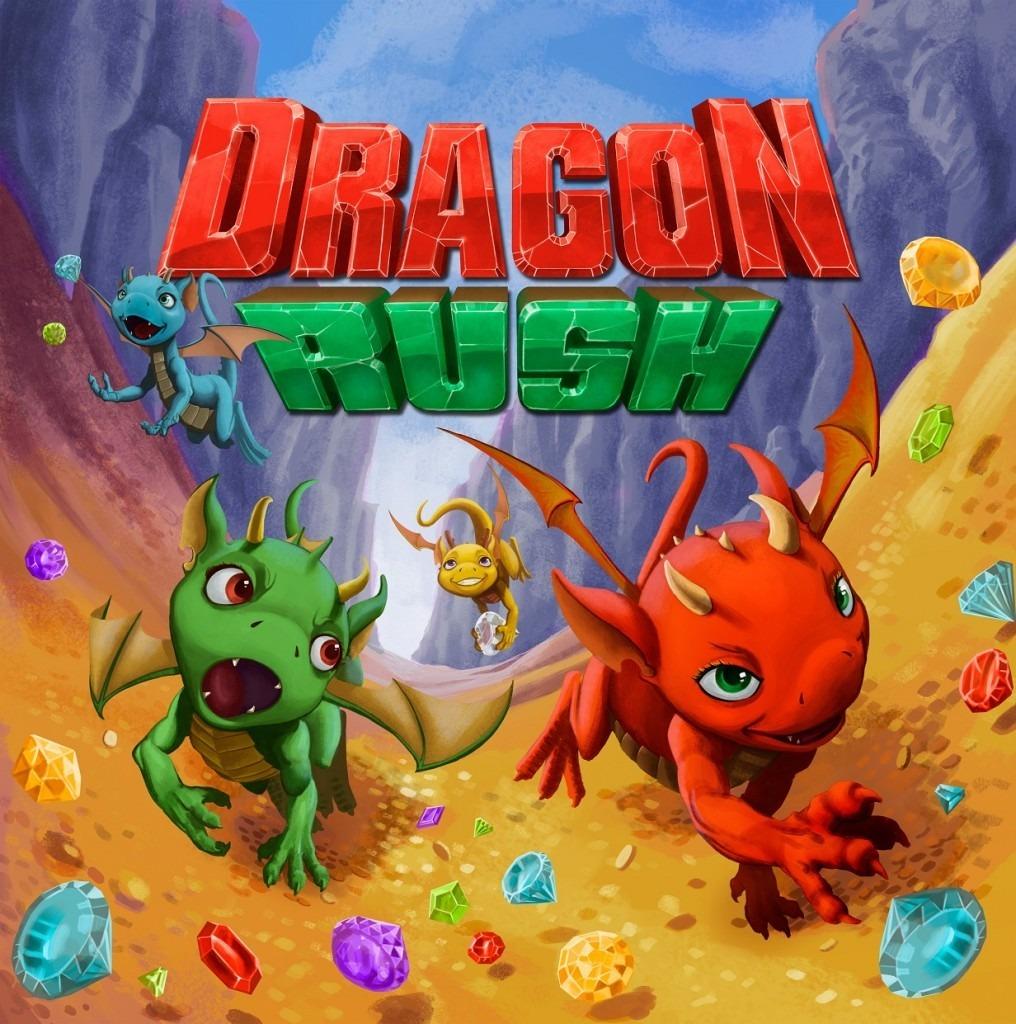 Dragon Rush Juego Familiar En Espanol Envio Gratis 890 00 En