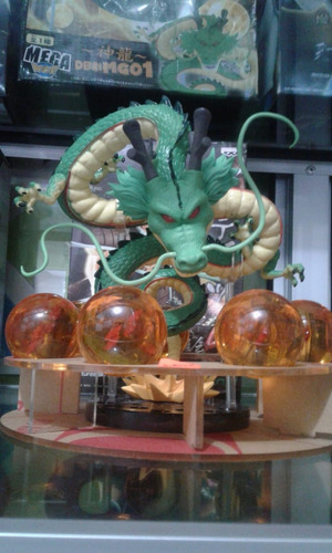 dragon shenron shenlon figura anime dragon ball con esferas
