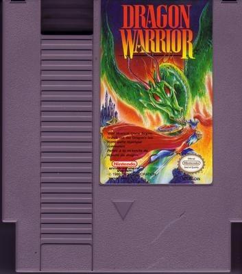 dragon warrior - nes