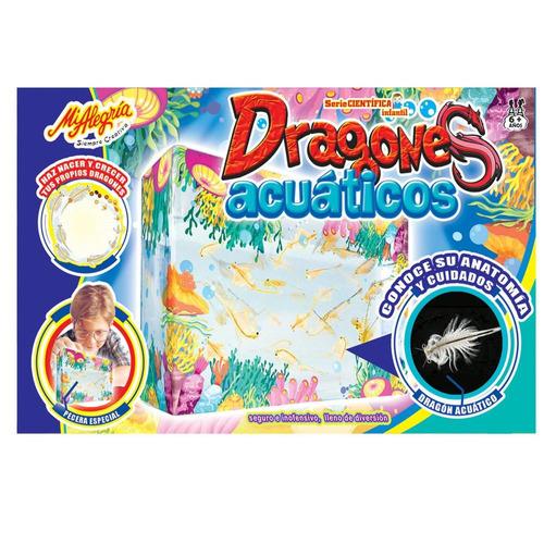 dragones acuaticos