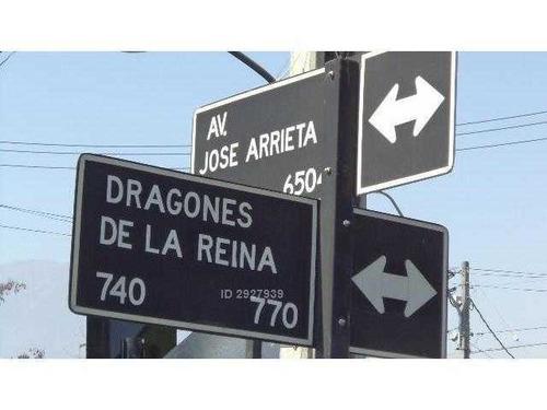 dragones de la reina / avenida arrieta