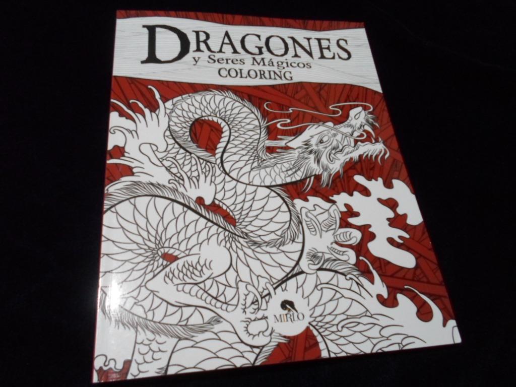 Encantador Libro De Colorear Mágico Friso - Dibujos Para Colorear En ...