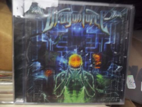 dragonforce (cd nuevo) maximun overload