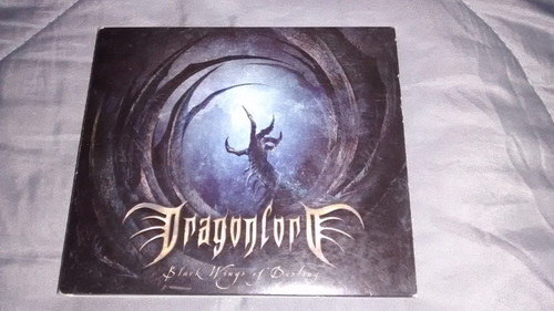 dragonlord - black wings of destiny (testament)