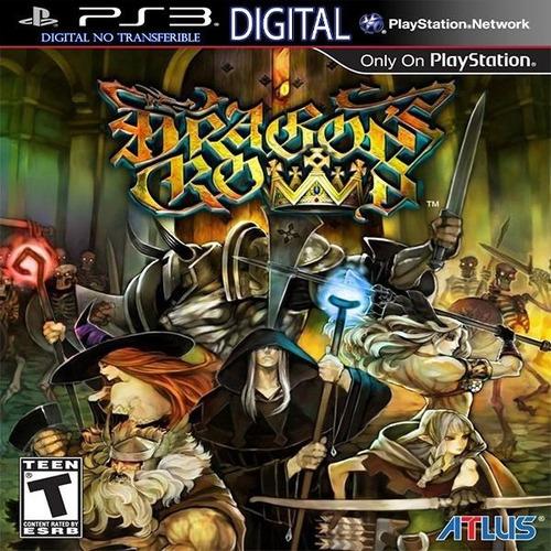 dragon's crown digital