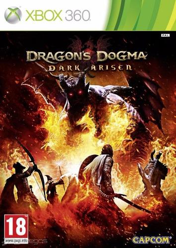 dragons dogma dark arisen sellados xbox 360