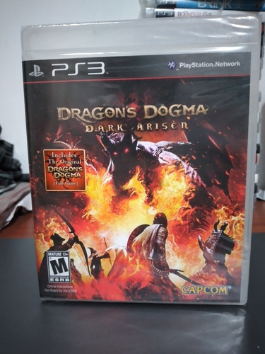 dragons dogma dark risen nuevo ps3