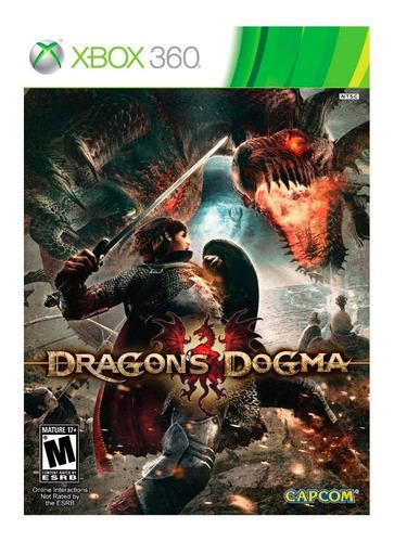 dragons dogma xbox 360 usado