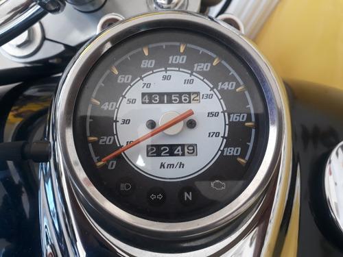 dragstar 650 2007 lindíssima