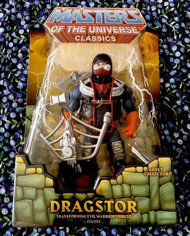 Dragstor - Masters Of The Universe Classics Motuc
