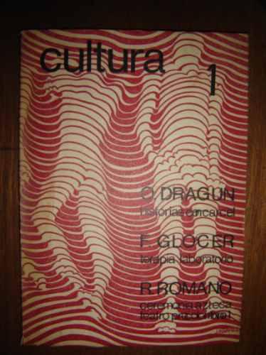 dragun - glocer - romano / cultura 1