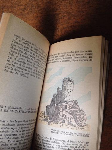 dramáticas historias castillos  españoles /josé del castillo