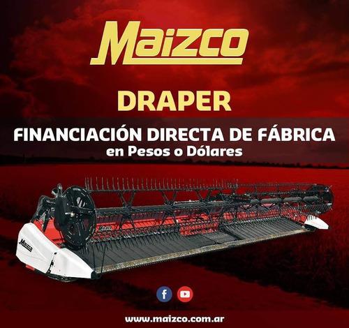 drapers maizco 30/35/40 pies nuevos