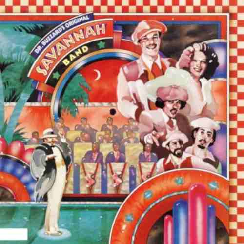 dr.buzzard's & savannah band  lp   import.  1976
