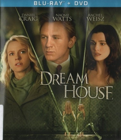 Dream House Detras De Las Paredes Blu Ray Dvd Importado 205
