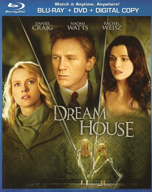 Dream House Detras De Las Paredes Bluray Dvd Importado New