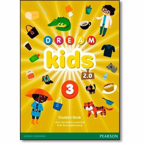dream kids 2.0 student book pack - level 3