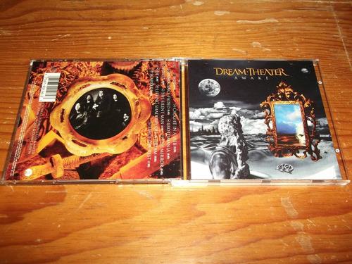 dream theater - awake cd importado ed 1994 mdisk