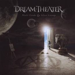 dream theater black clouds & silver linings cd nuevo