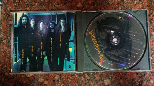 dream theater cds importados