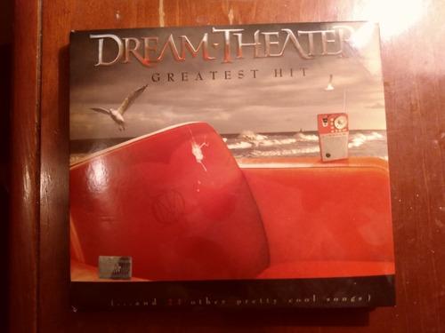 dream theater greatest hit cd
