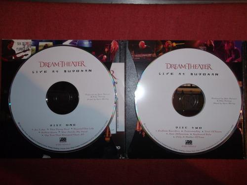 dream theater - live at budokan cd triple imp ed 2004 mdisk