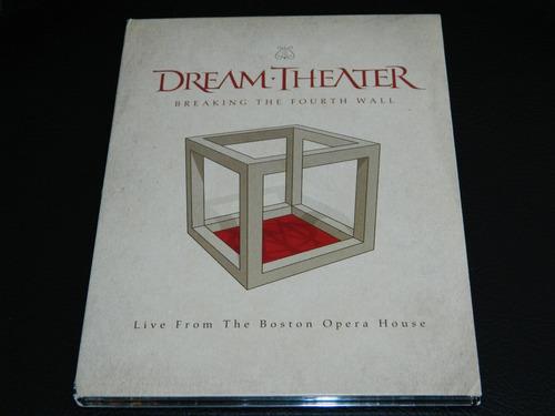 dream theater live from the boston opera blu-ray