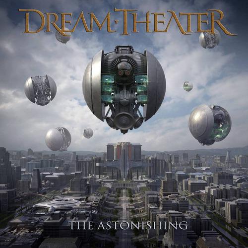 dream theater - the astonishing [2cd] digipack - original