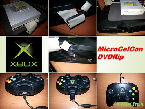 dreamcast, gamecube, xbox, etc - modificaciones, chips y mas