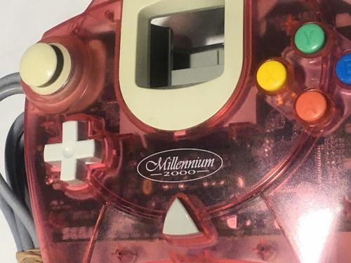 dreamcast millenium control edition