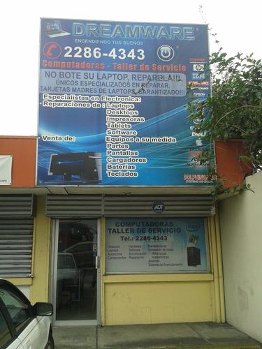 dreamware cr / taller de servicio / computadoras