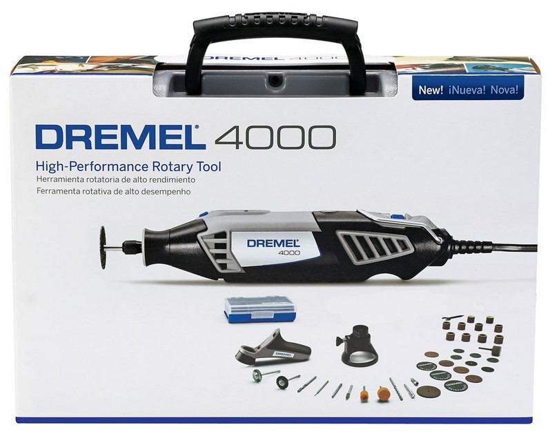 Dremel 4000 taladro herramienta pirograbador mini fresador - Precio dremel 4000 ...