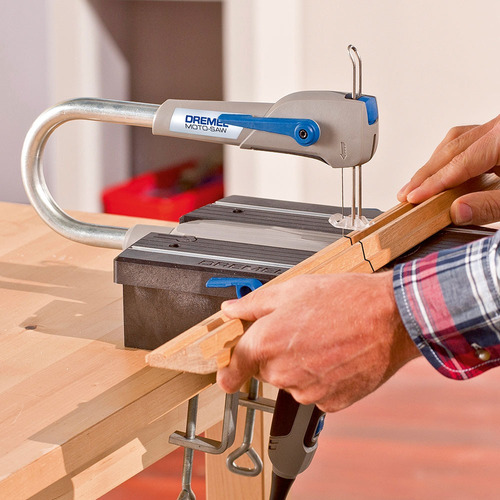 dremel hojas de sierra moto-saw ms51 para madera-plástico